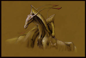 Direhorse by hontor