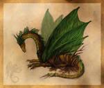 Luarill characters: haarag