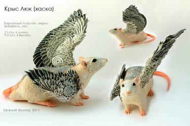 Hasky-rat