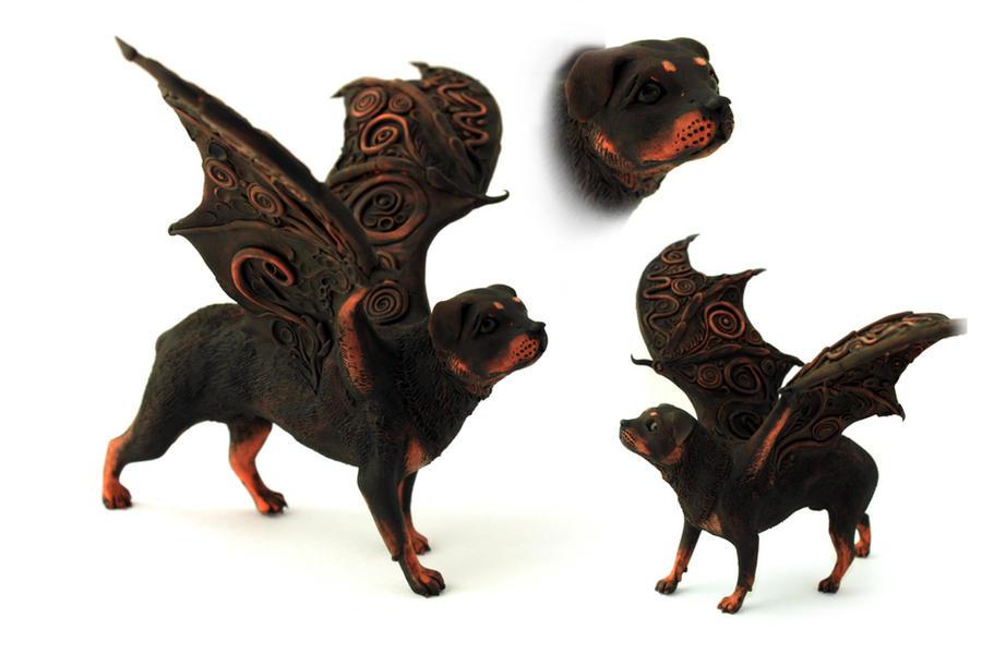 Rottweiler by hontor on DeviantArt: hontor.deviantart.com/art/Rottweiler-282928769