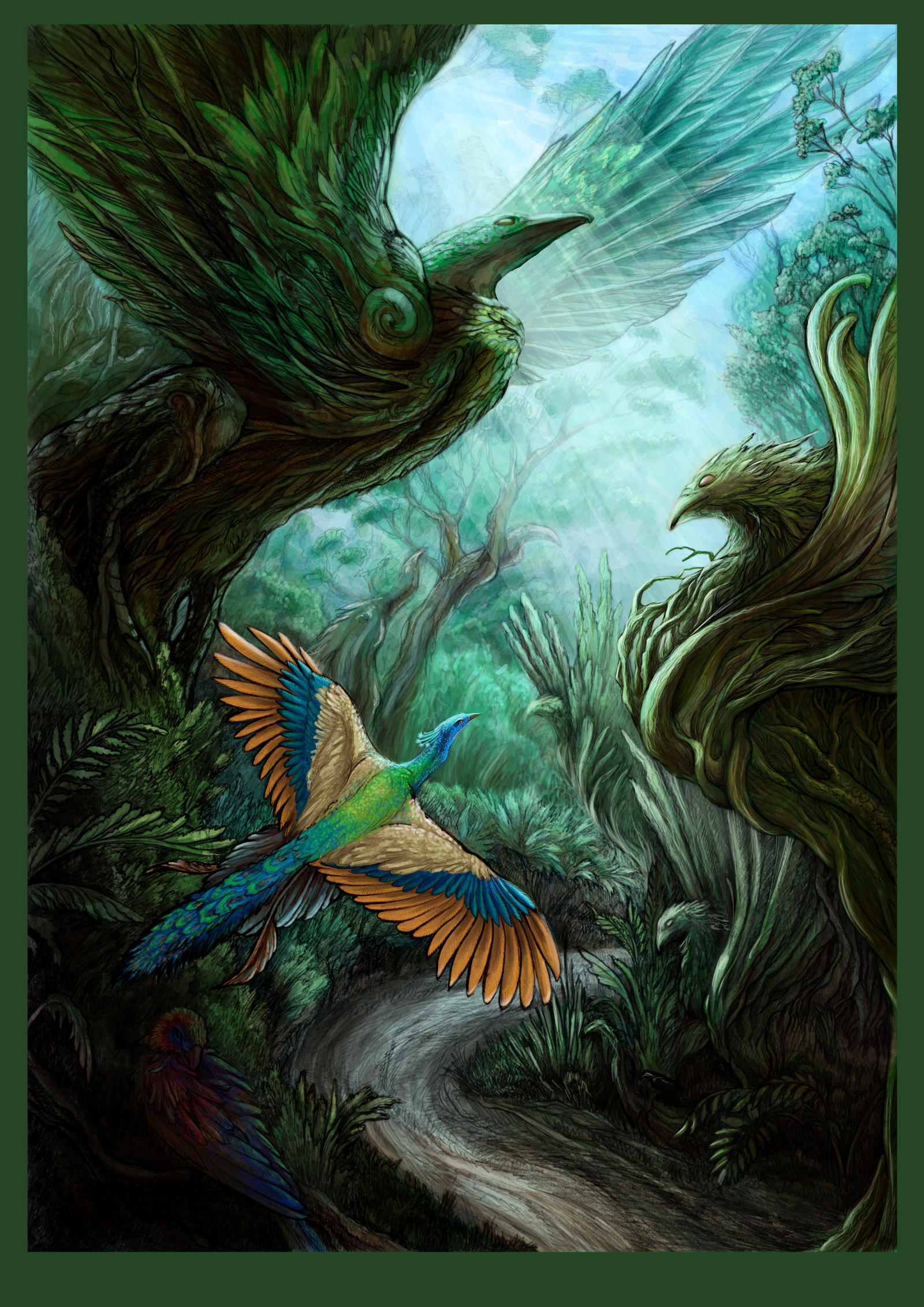 Birds Grove