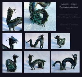 Raven-Dragon by hontor