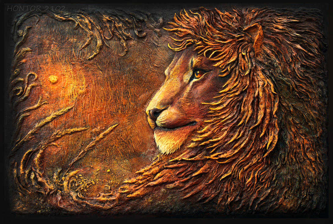 Aslan by hontor