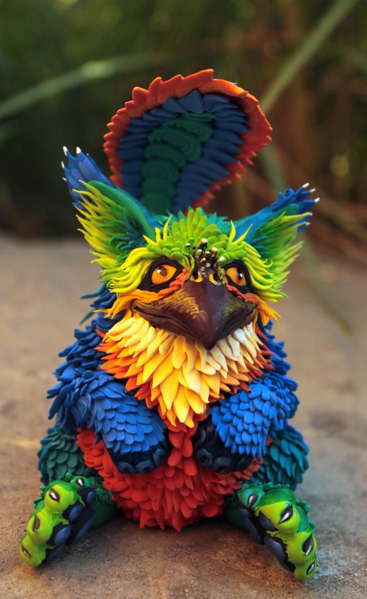 Rainbow Kra by hontor
