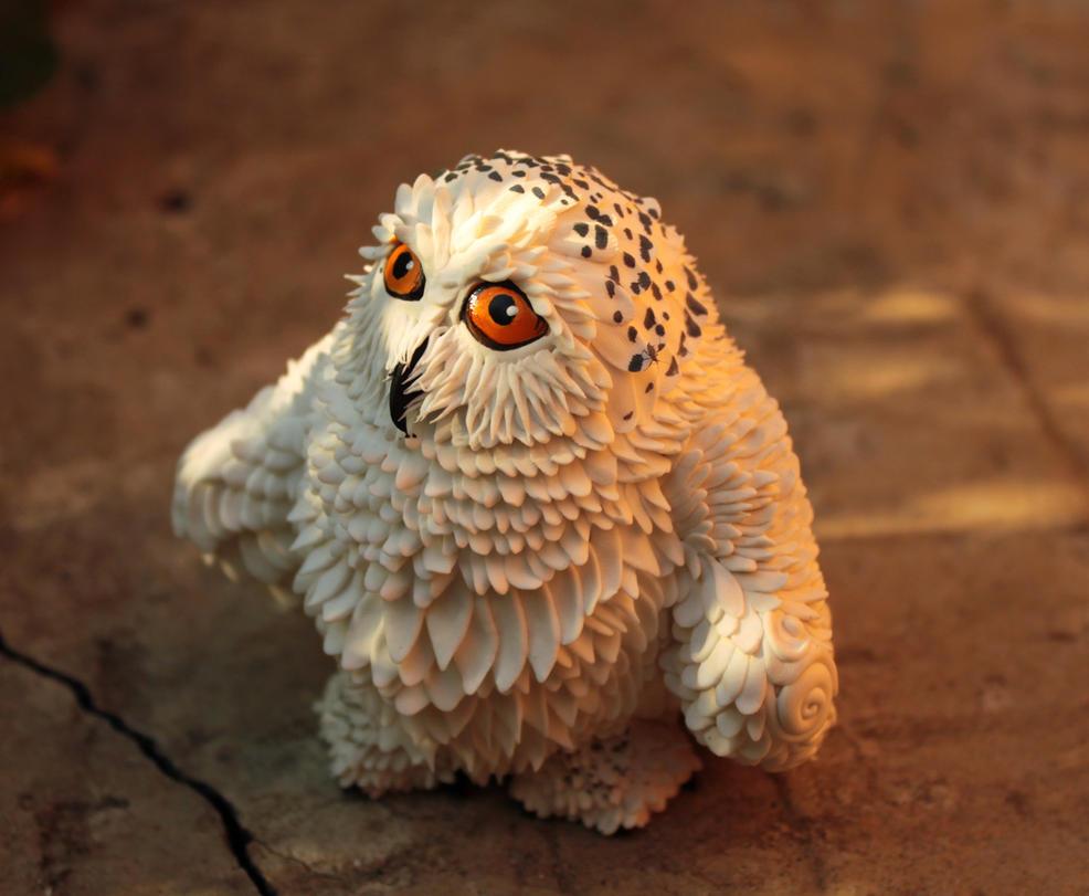 Owl by hontor