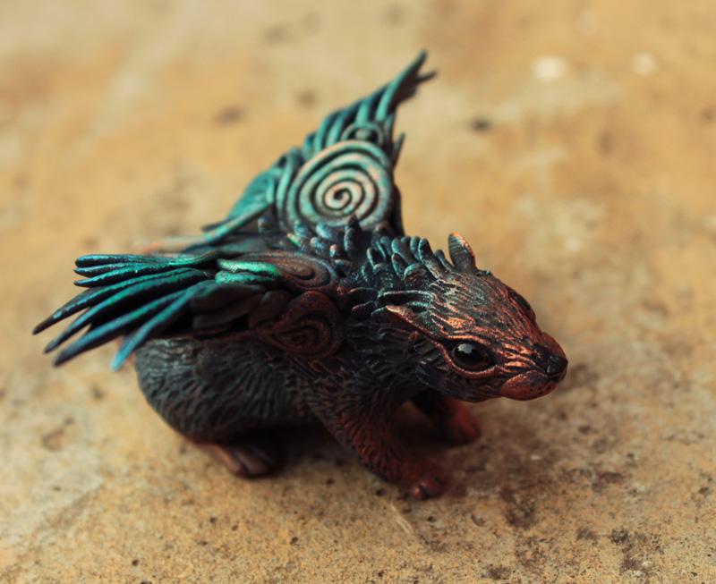 Dark Rat by hontor