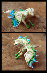 Dragon baby Illis by hontor
