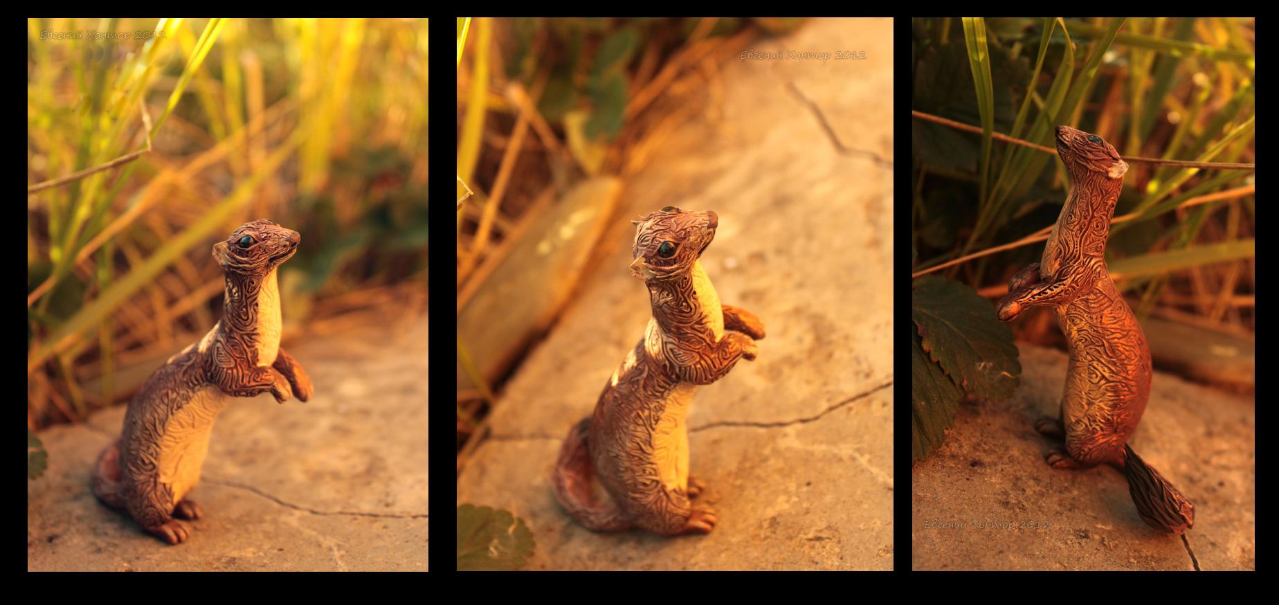 Weasel II by hontor
