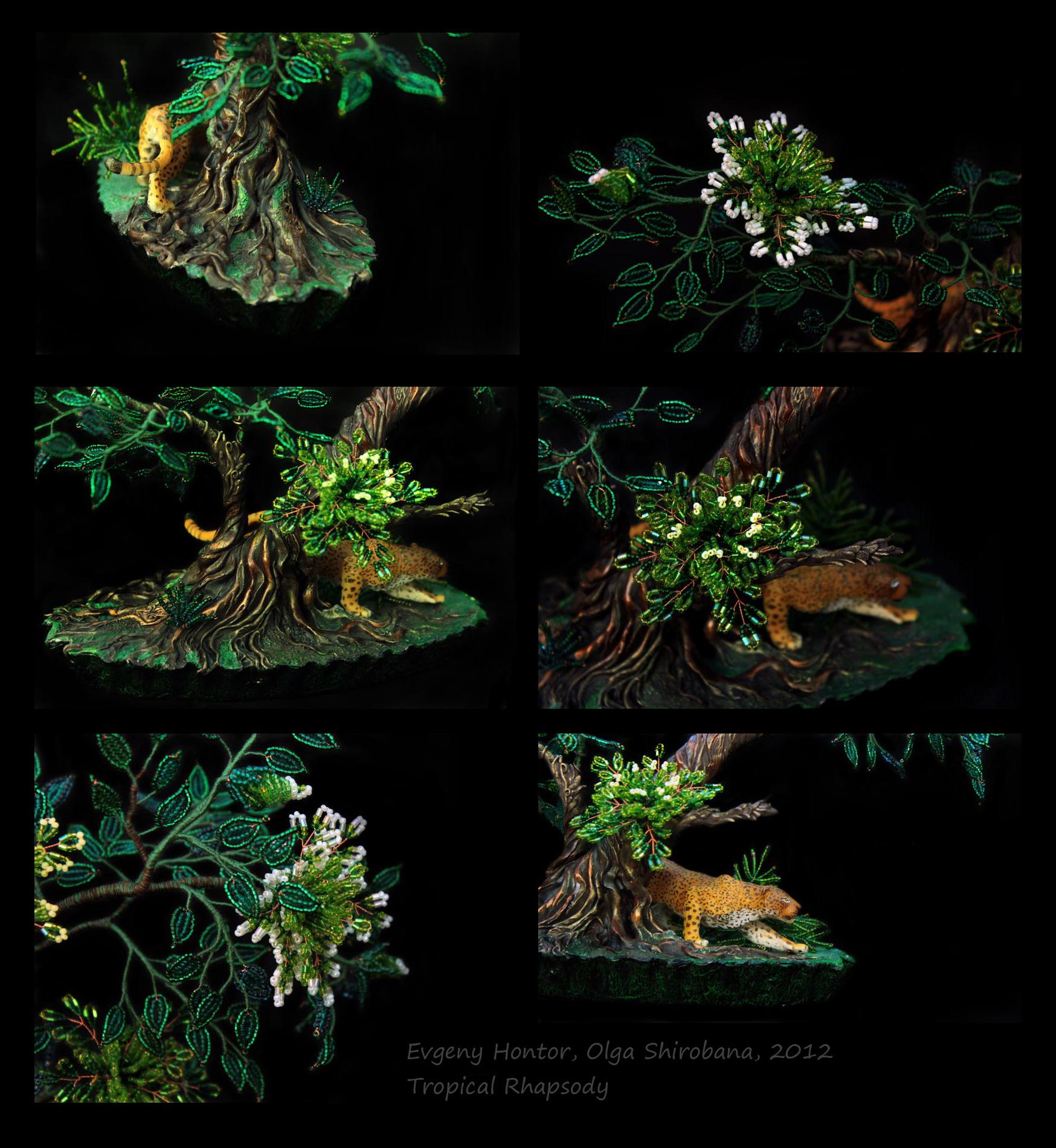 Tropical Rhapsody II by hontor
