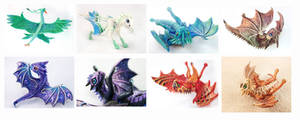 Dragons for sale