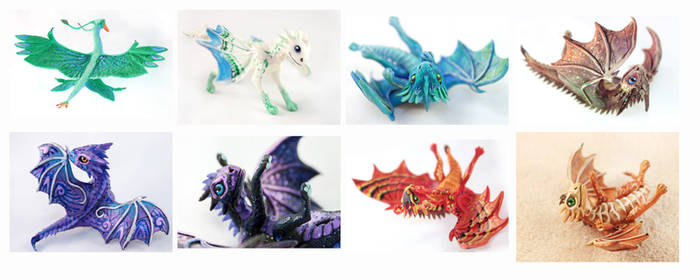 Dragons for sale by hontor