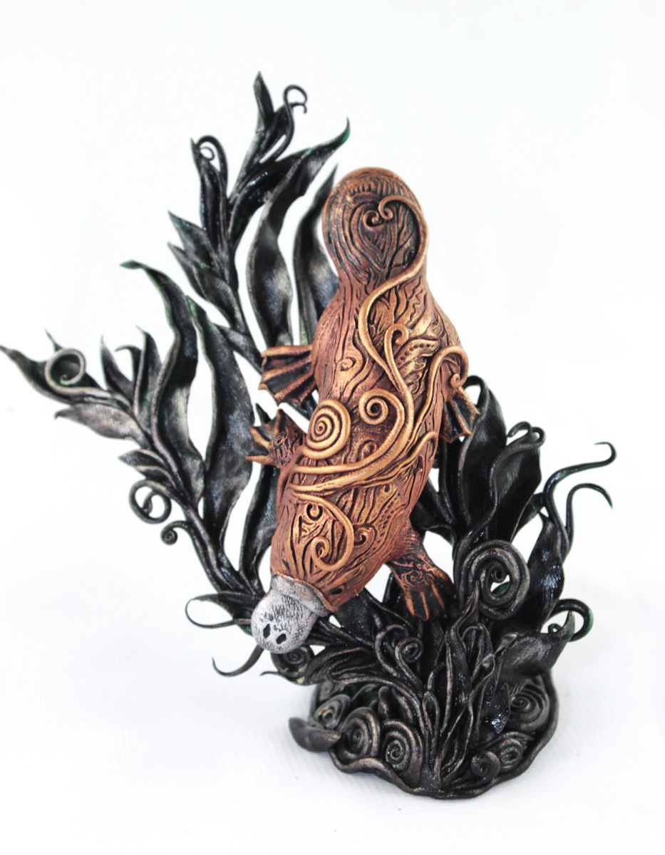 Platypus totem by hontor