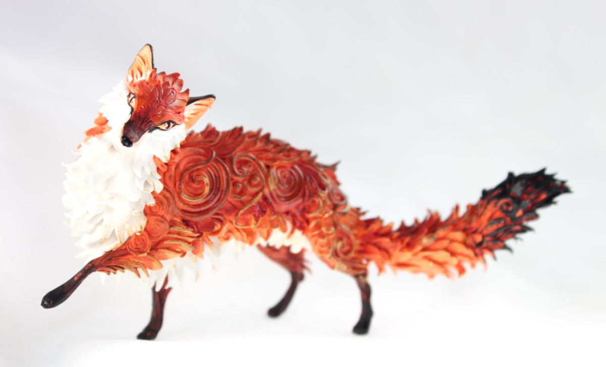 Summer fox by hontor
