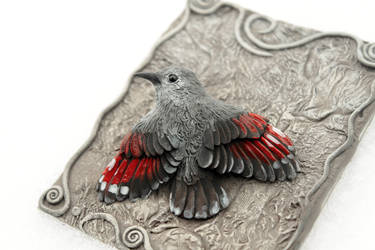 Wall Creeper Totem by hontor