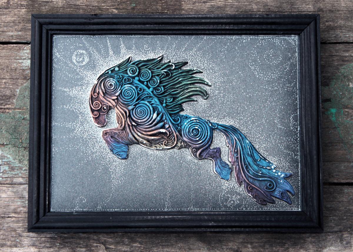Stellar Horse by hontor