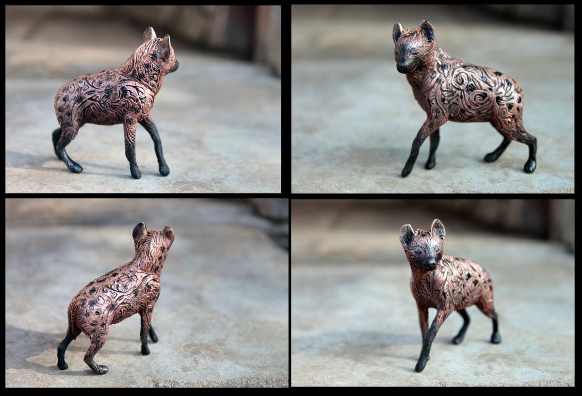 Hyena totem by hontor