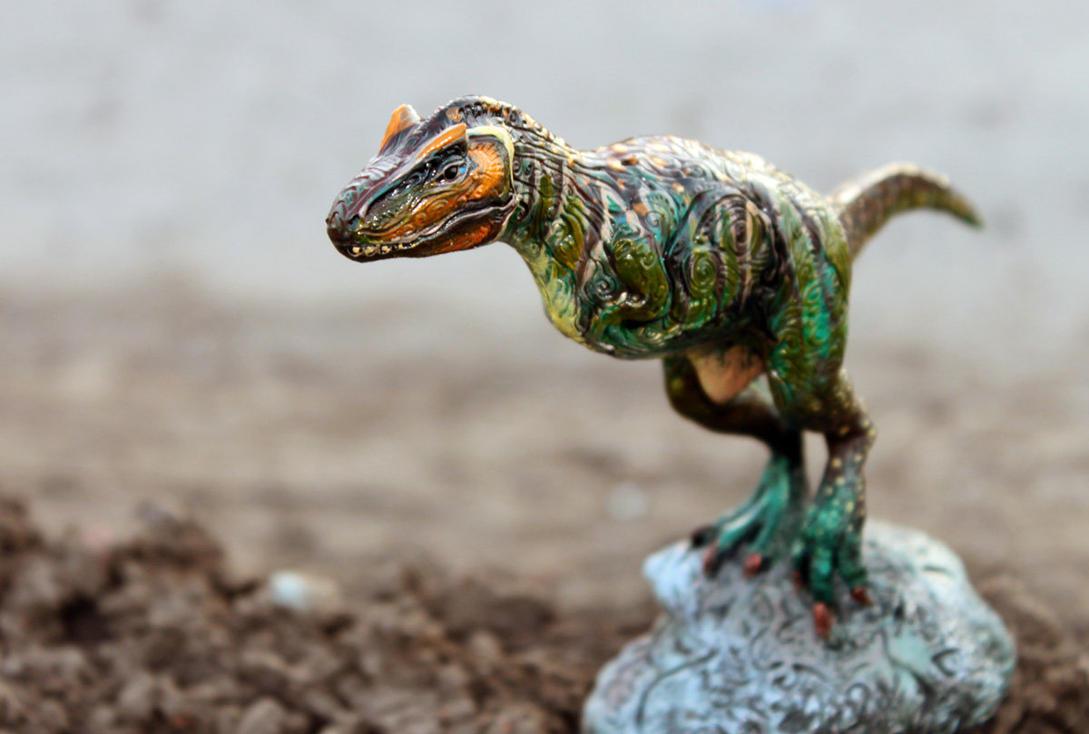 Tyrannosaurus by hontor