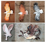 Winged accessories