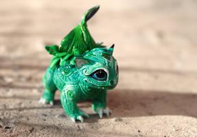 Bulbasaur figurine by hontor