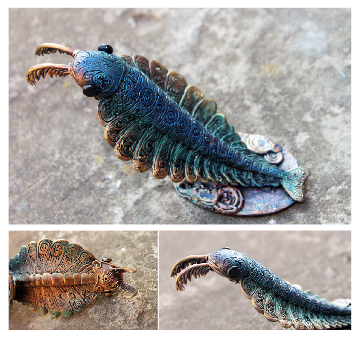 Anomalocaris by hontor