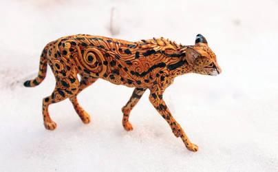 Serval by hontor