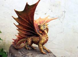 Golden dragon Ovid