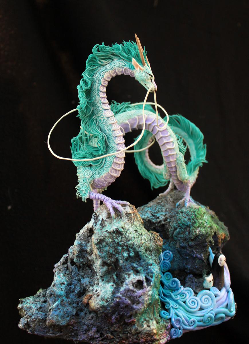 Haku Dragon by hontor
