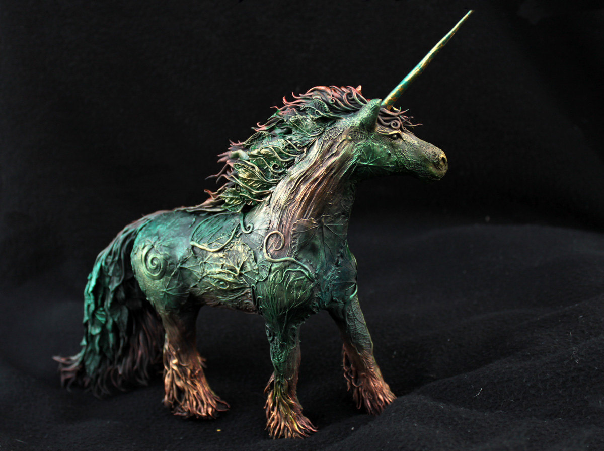 Forest Horse by hontor