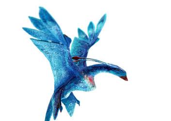 Blue Ikran by hontor