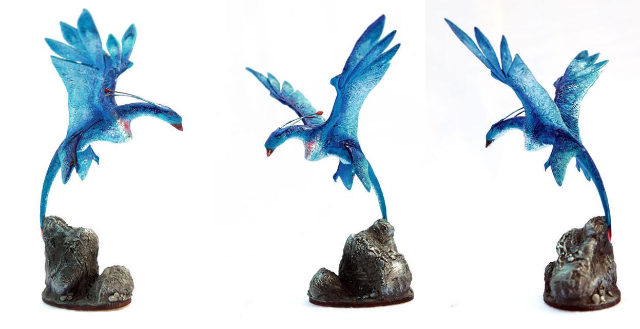 Blue Ikran II by hontor