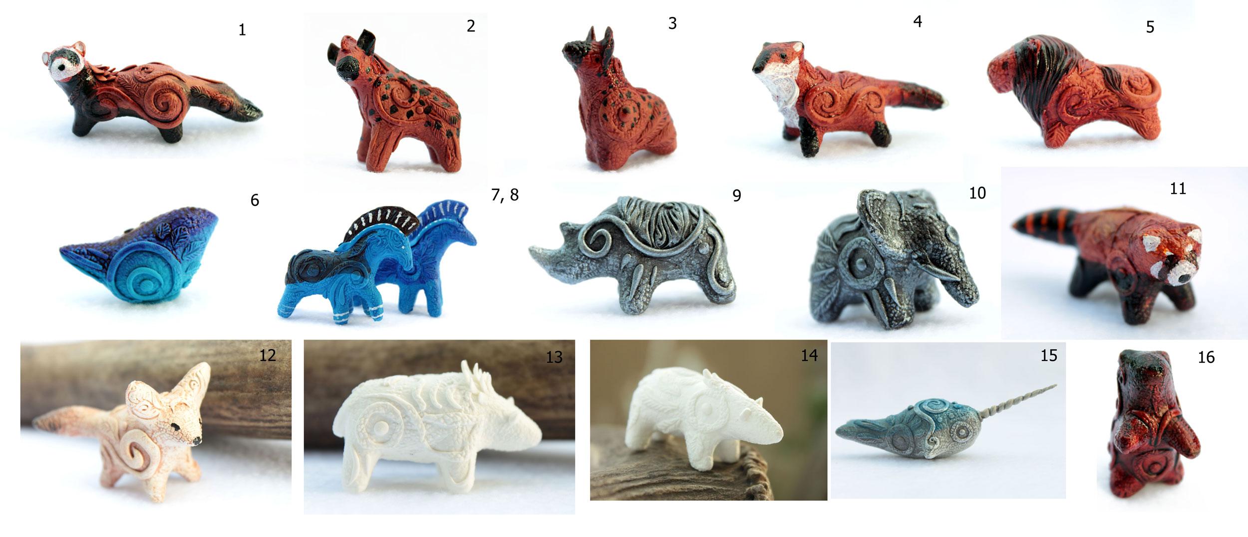 Miniatures-II by hontor