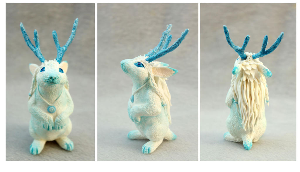 Frost King Jackalope II by hontor