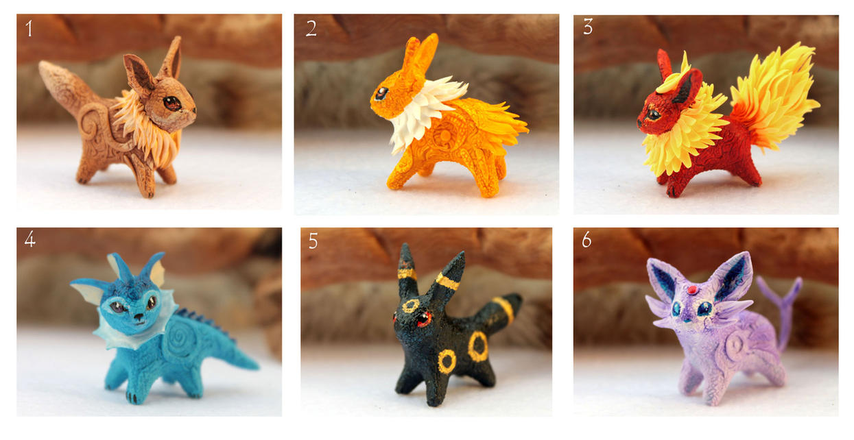 Eeveelution by hontor