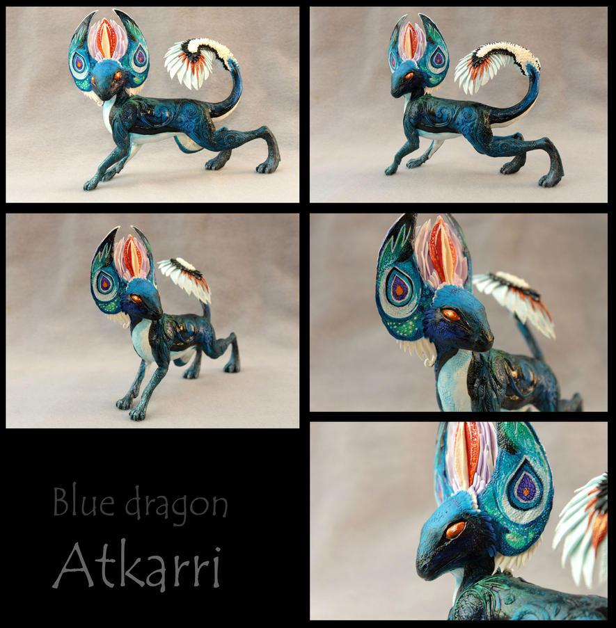 Atkarri Dragon by hontor