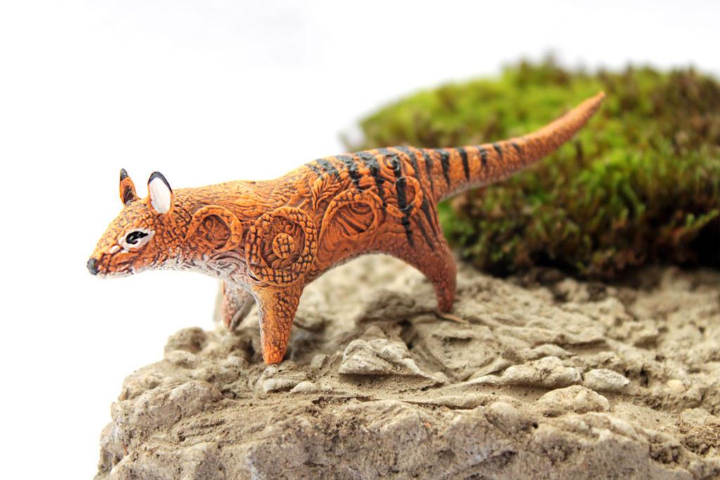 Thylacine by hontor