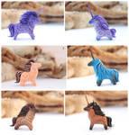 Unicorns Little Totems