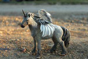 Ash Pegasus by hontor