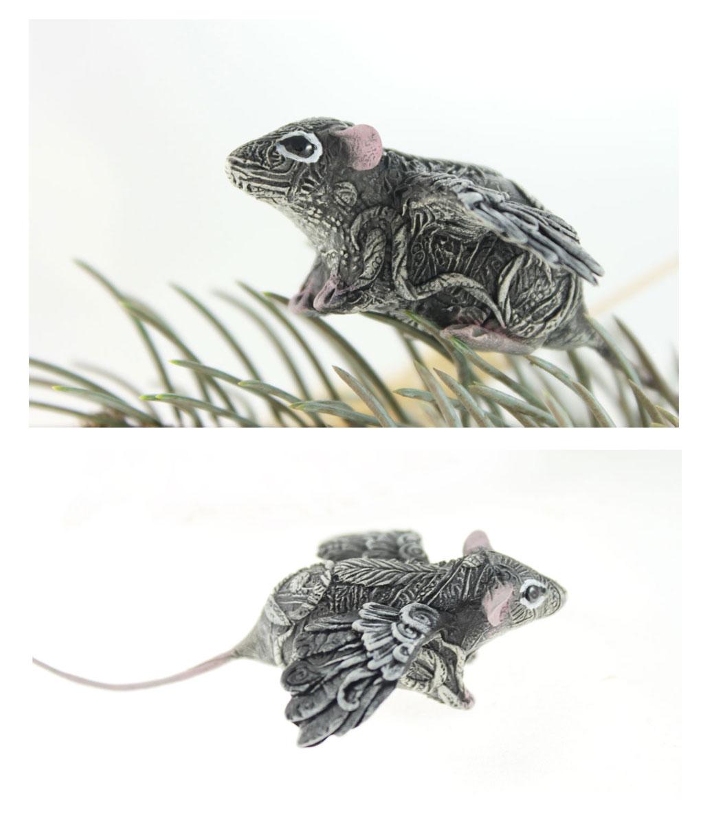 Tiny dumbo rat by hontor