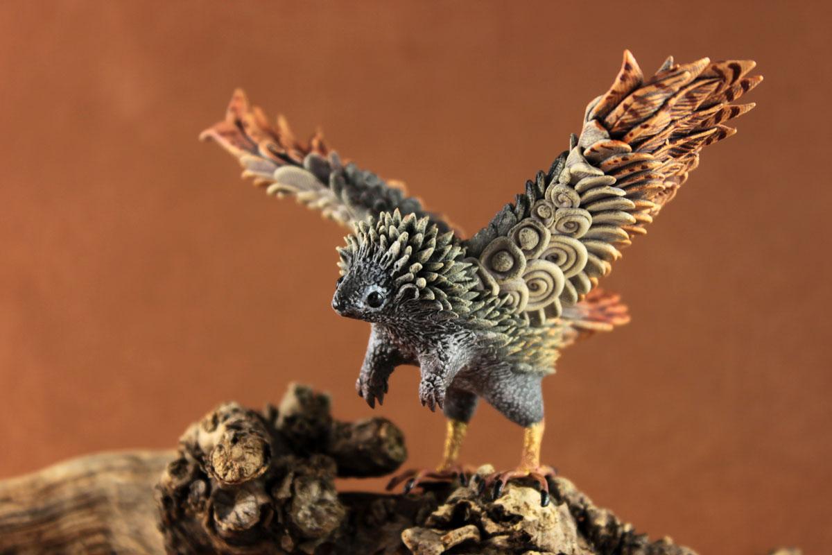 Hedgehawk I by hontor