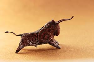 Cretan Bull by hontor