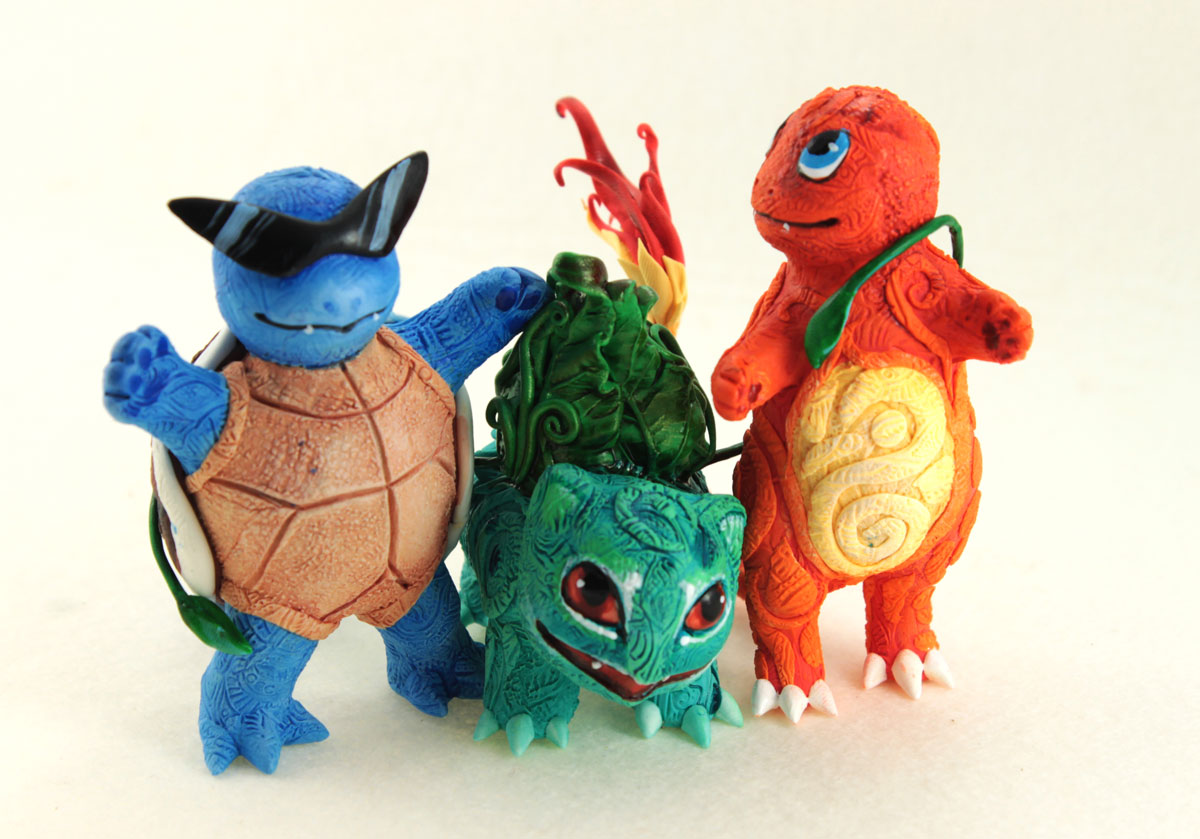 how to get kanto starters in oras