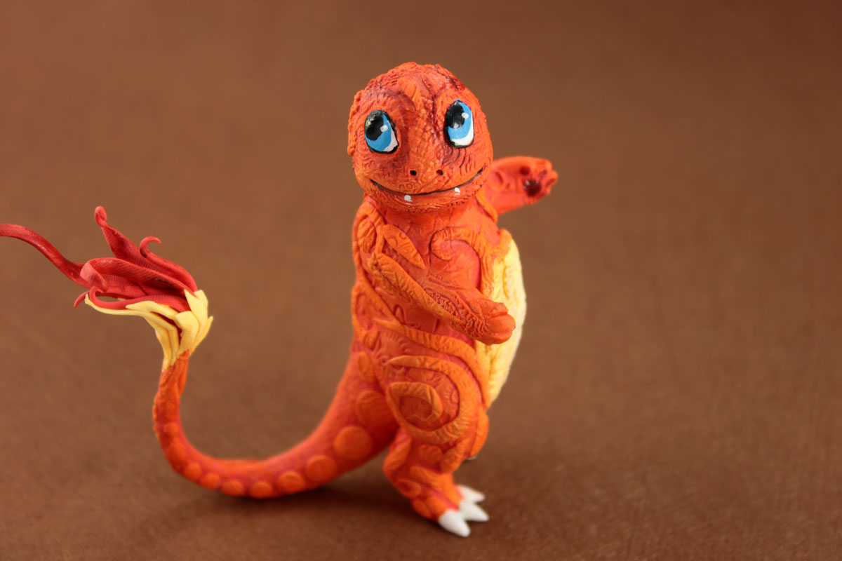 The gallery for --> Real Life Charmander