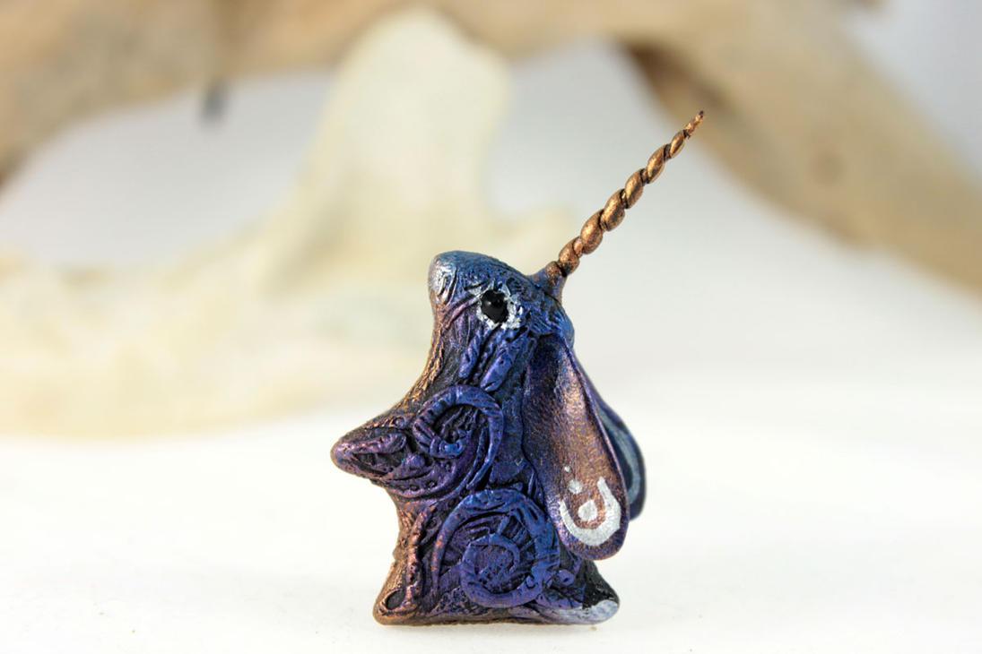 Unicorn Jackalope by hontor