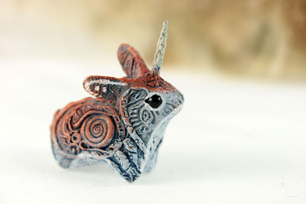 Unicorn Jackalope II by hontor