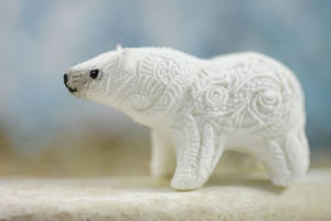 Polar bear new totem
