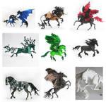 Horses by Svetlana Hitrovo