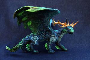 Forest Night dragon