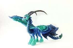 Dragon Lasurya by hontor