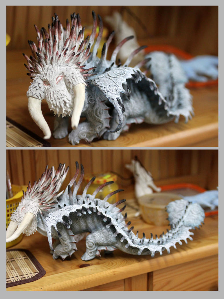 Bewilderbeast Httyd2 In Progress By Hontor On Deviantart