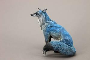 Moon fox by hontor